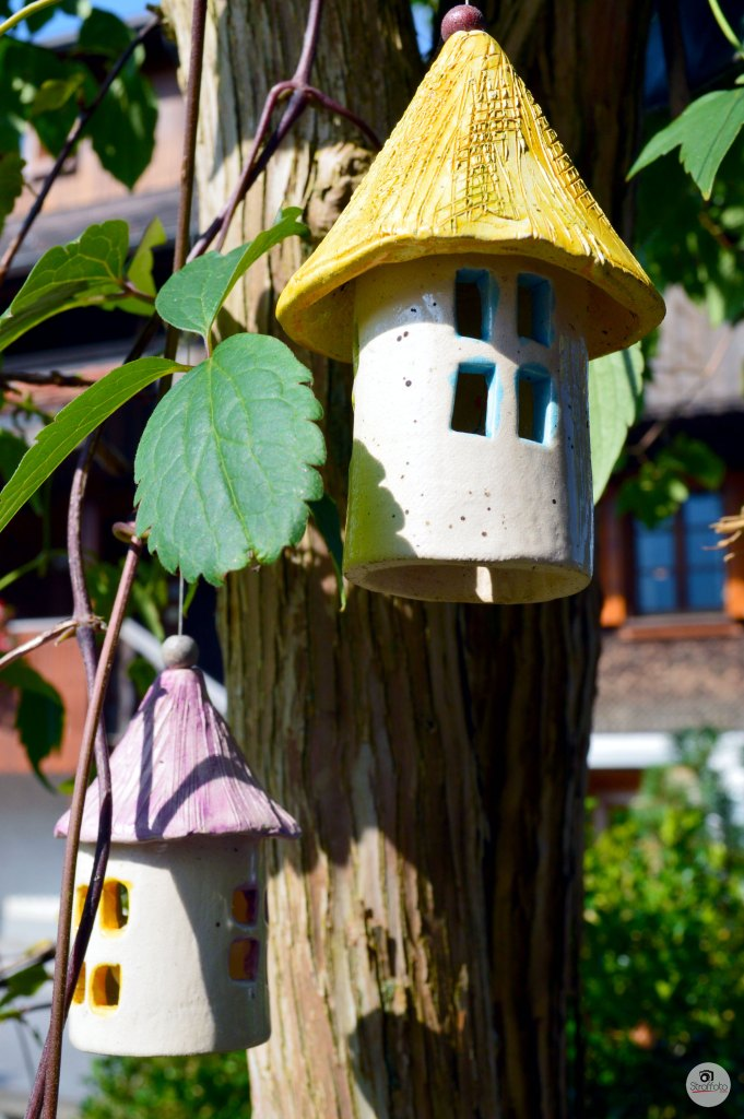 Swiss Birdhouses
