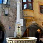 Old Fountain Innsbruck