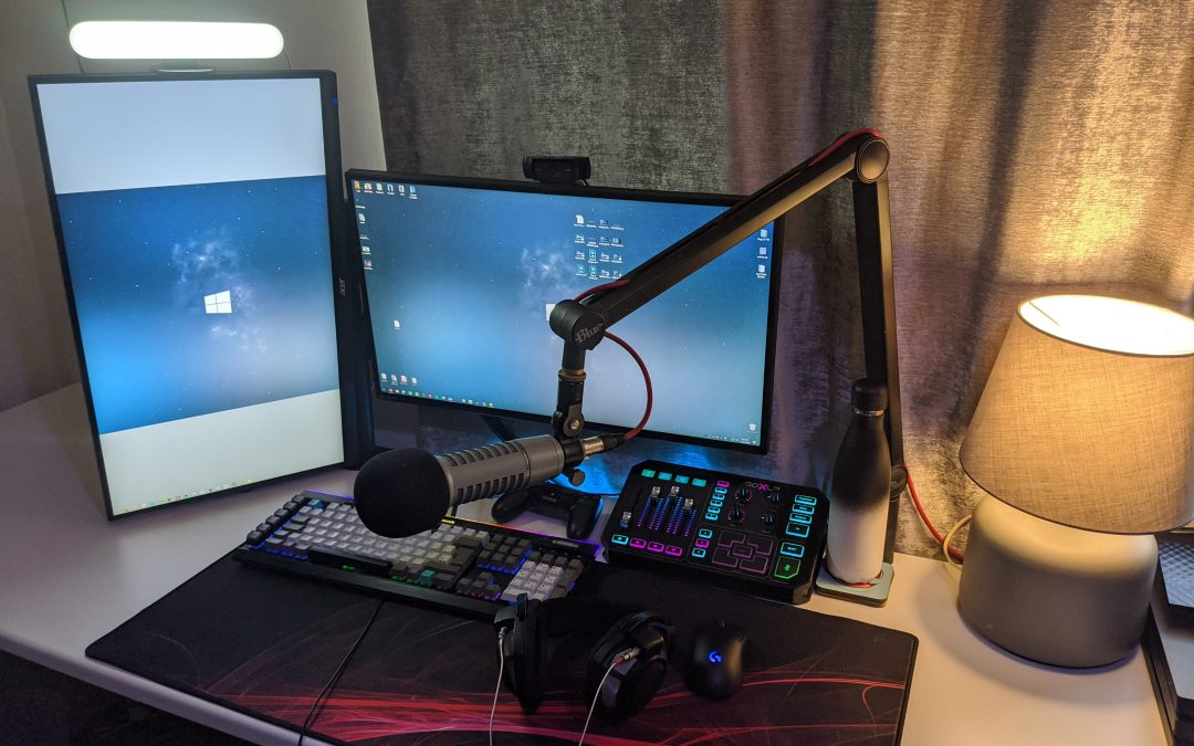 Twitch Streaming Setup