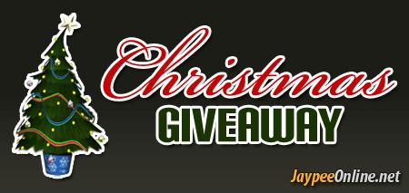 JaypeeOnline Christmas Giveaway