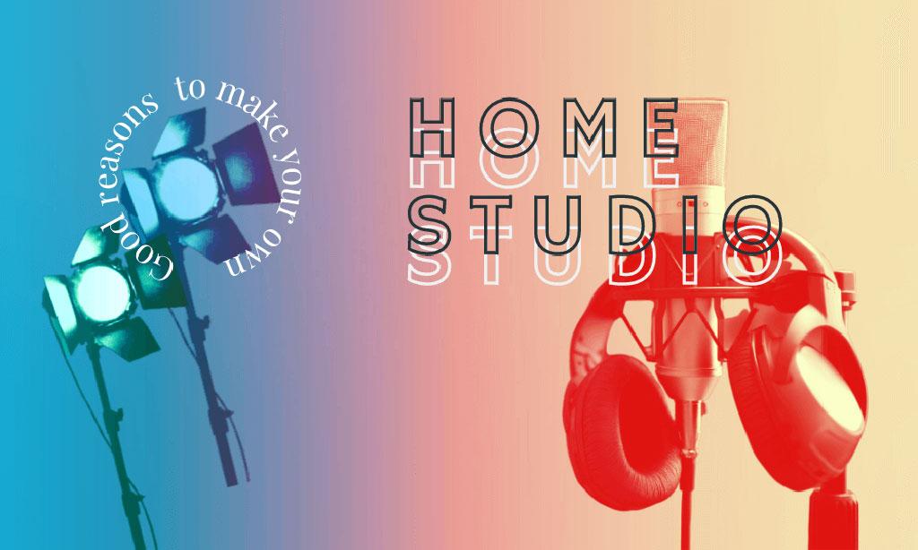 Own Home Studio