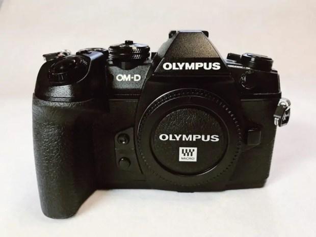 OLYMPUS OM-D E-M1 markII