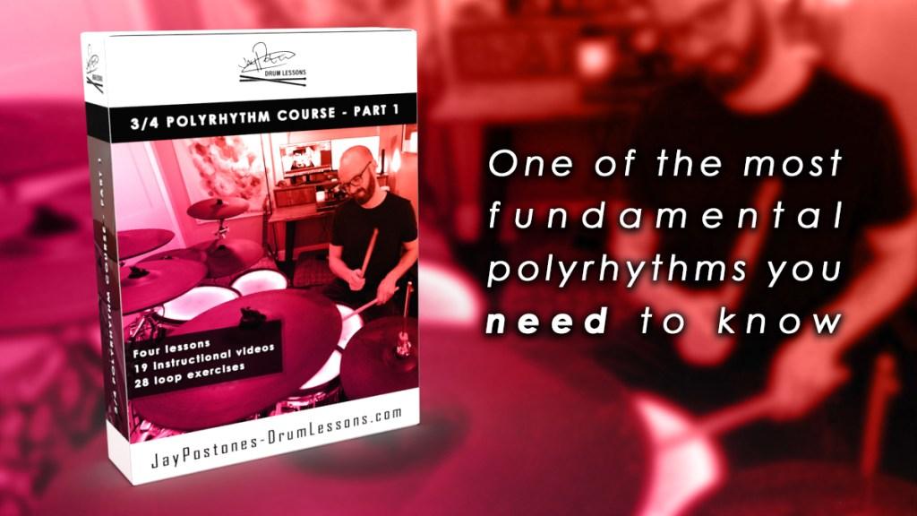 3/4 Polyrhythm Feature Image