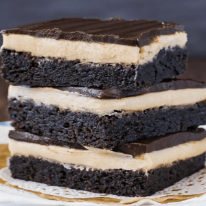 Coffee Cream Brownies (for 1+)