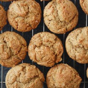 Sweet Potato-Maple Walnut Muffins (2 Pack)