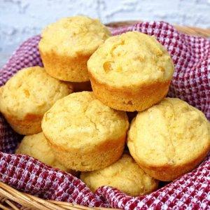 East Coast Grill's Cornbread Muffins (for 2)