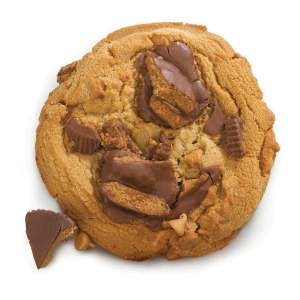 Reese's Peanut Butter Chunk Cookies (4-pack)