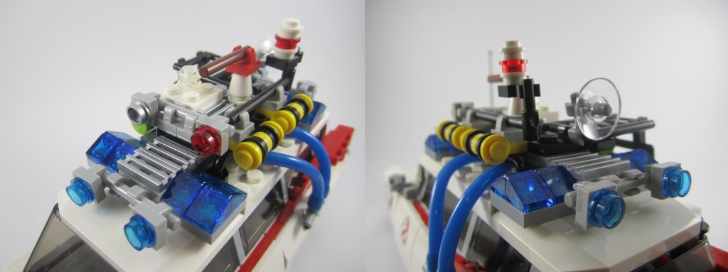 LEGO Ghostbusters Ecto-1 Roof