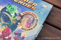 Review: DK LEGO DC Super Heroes The Awesome Guide ...