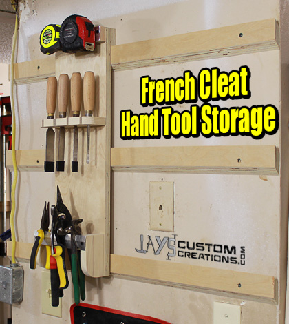 Wall Cleat System