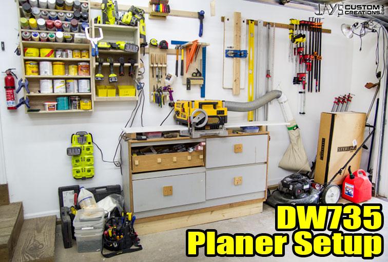 Dewalt Dw735x Review