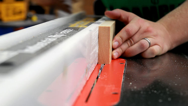 Tongue And Groove Table Saw