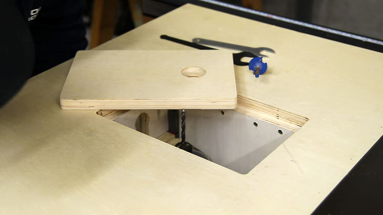 How To Make A Table Saw Insert