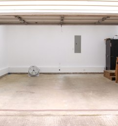 i gave the walls a fresh coat of white paint and ran new electrical wires for the shop inside a long box along the bottom of the left and rear walls  [ 1920 x 1080 Pixel ]