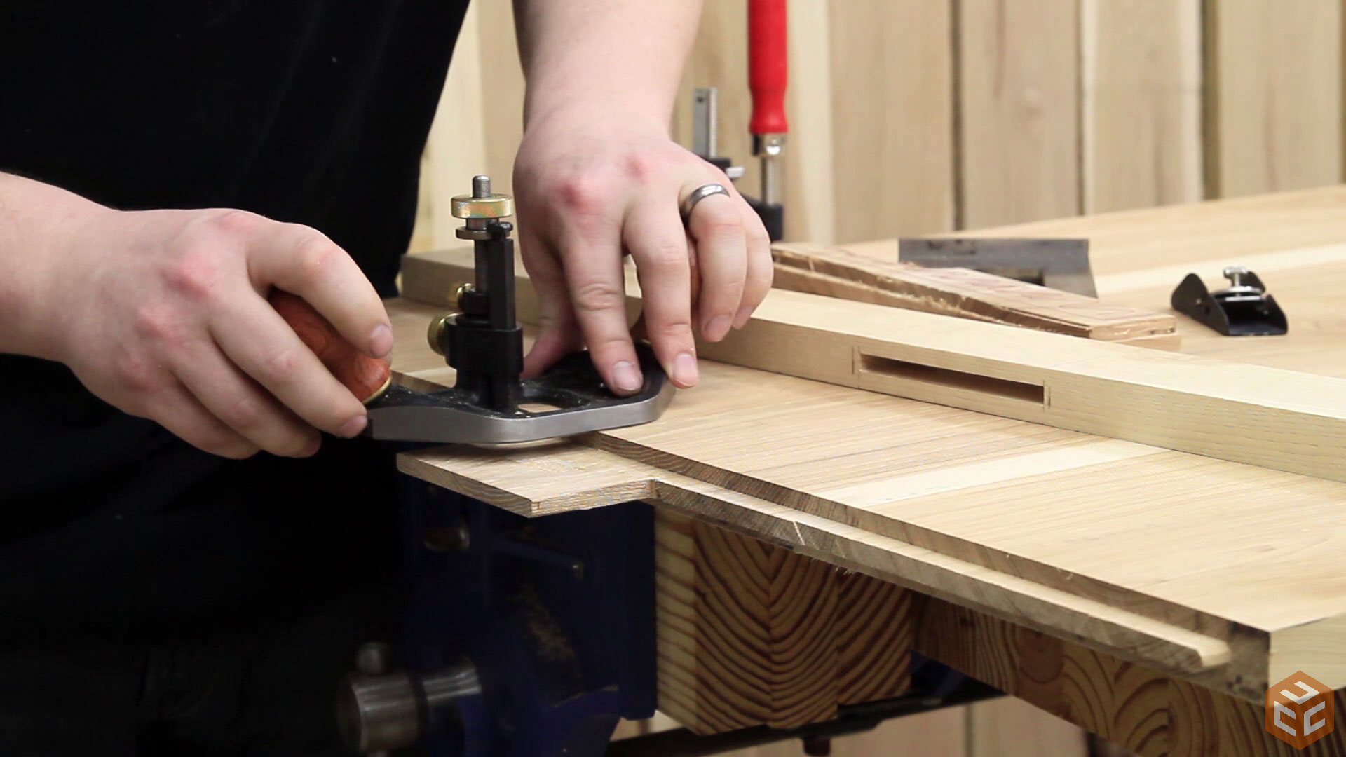 Breadboard Ends By Hand