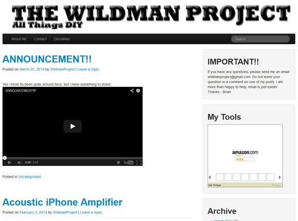 the-wildman-project