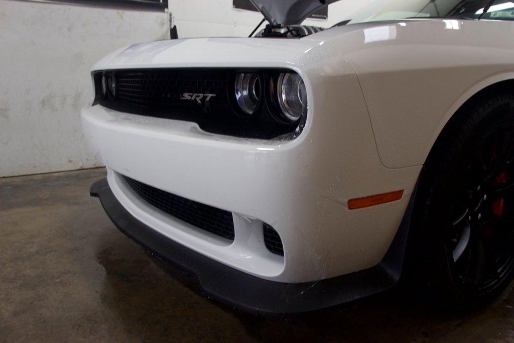 hellcat bumper ppf