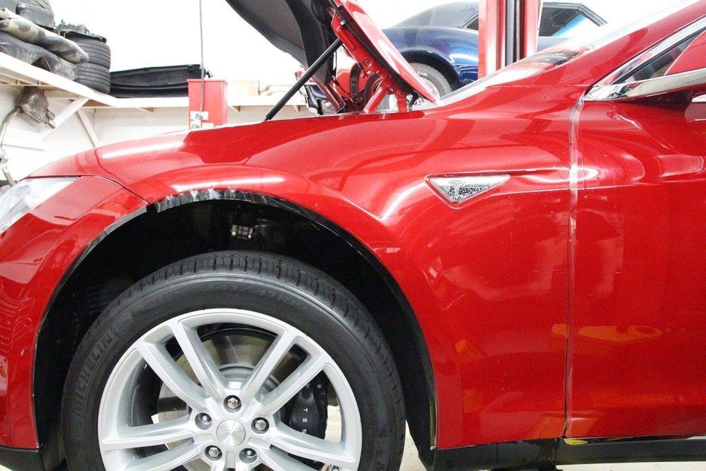 Tesla P85, Xpel