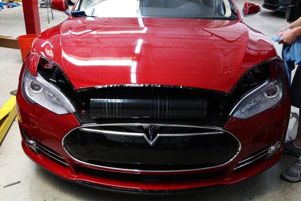 P85 Tesla Xpel