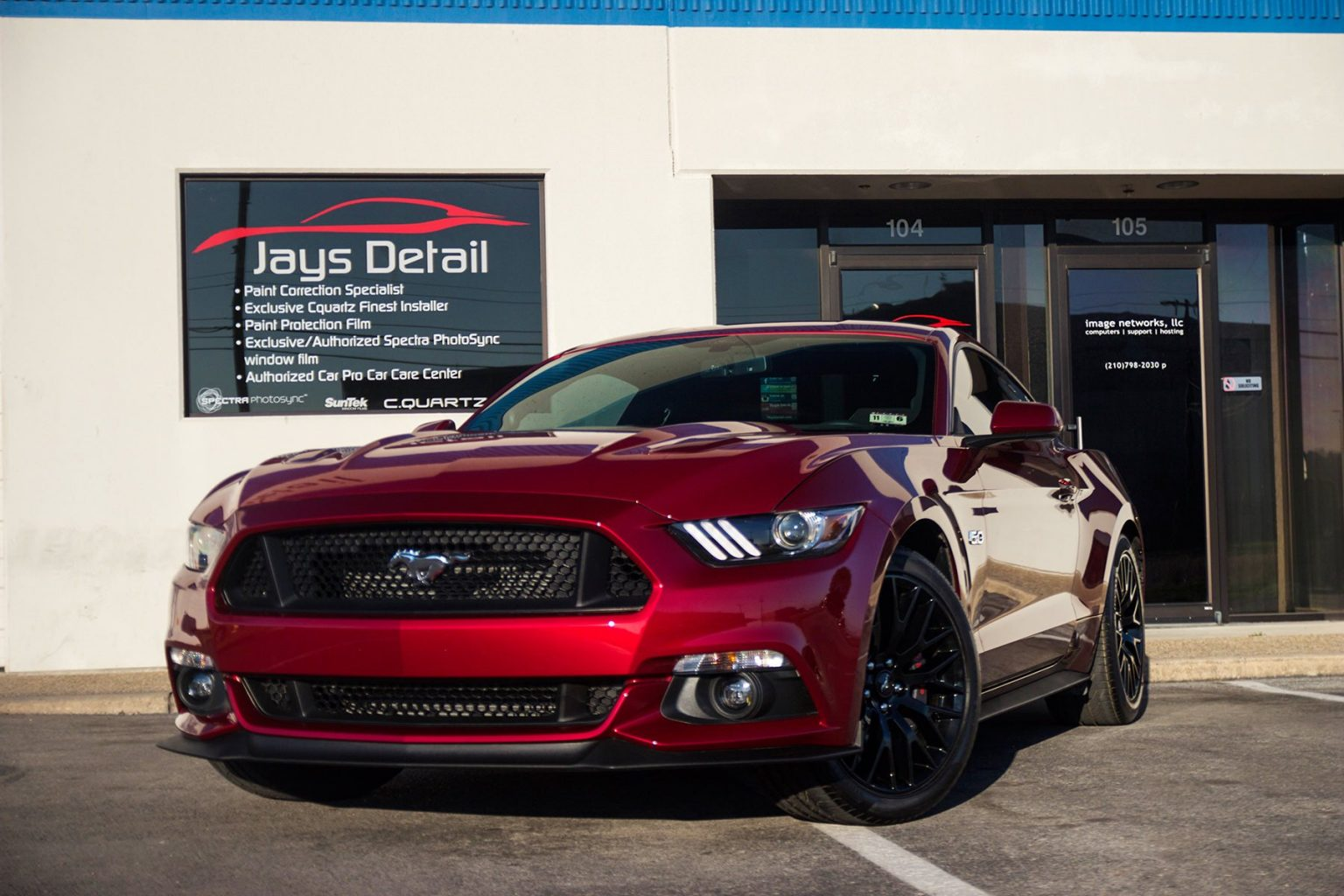 Ford Mustang Paint Correction - Jay's Detail