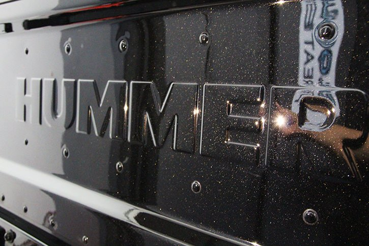H1 Hummer after