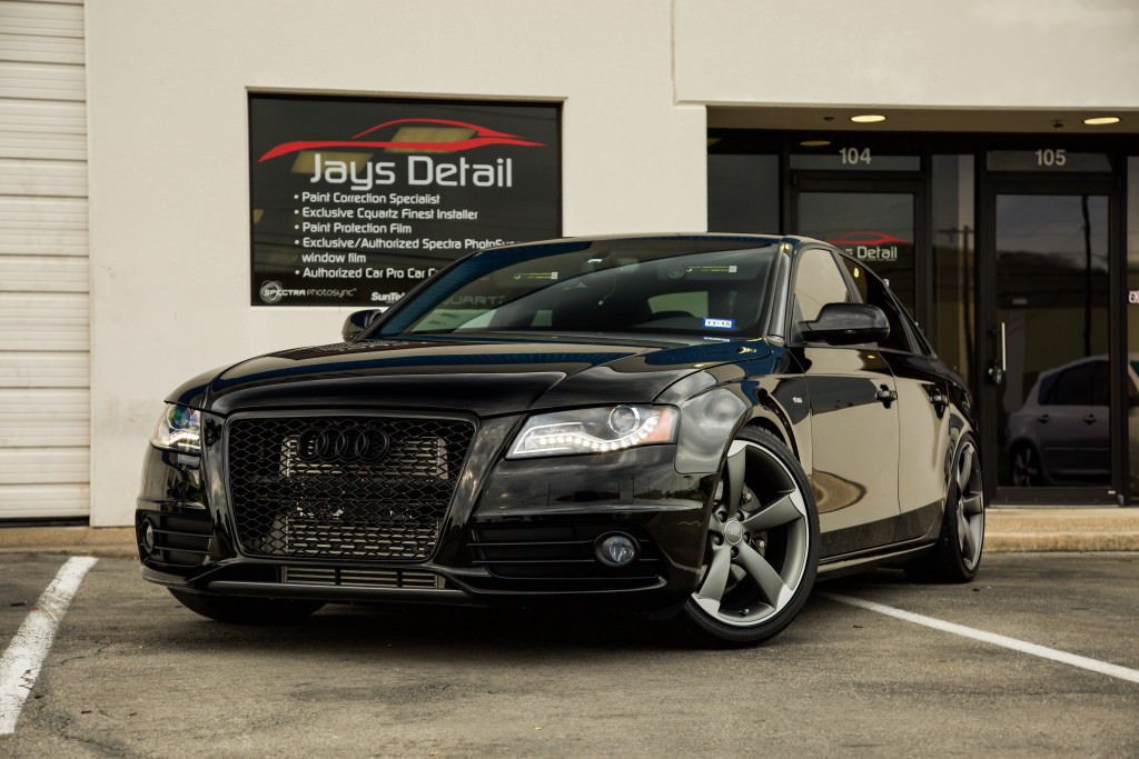 Audi S4 Jays Detail
