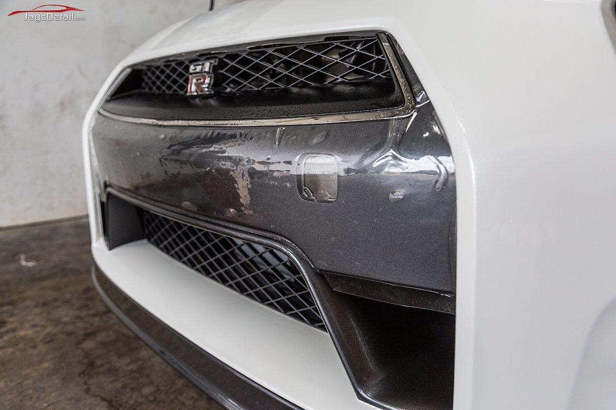 Nissan GTR PPF bumper
