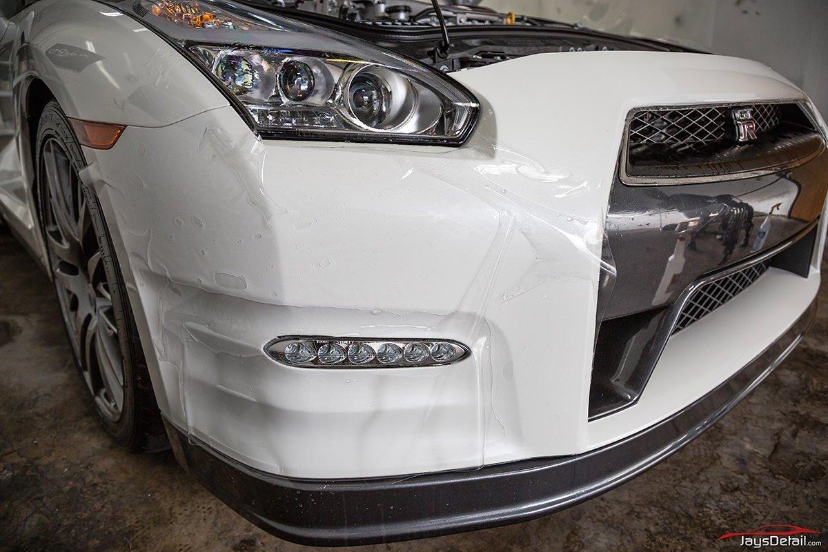 Nissan GTR Bumper
