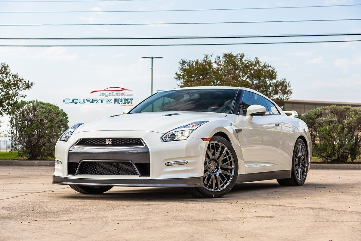 Nissan GTR finished