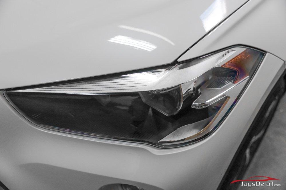 BMW X1 PPF Complete