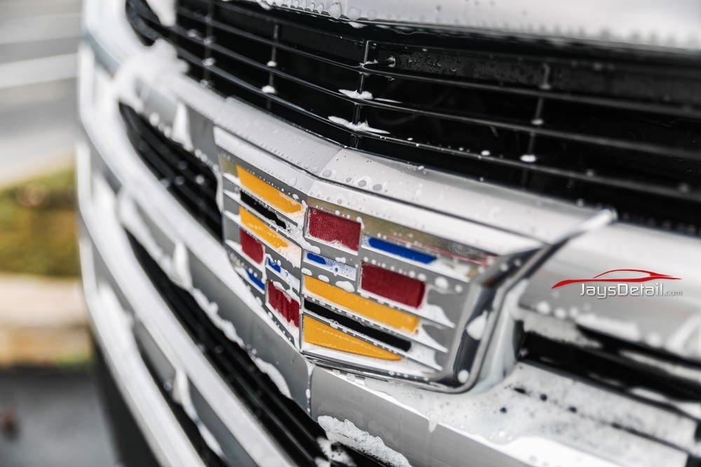Cadillac Escalade wash