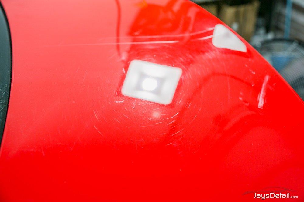 Audi S4 Correction