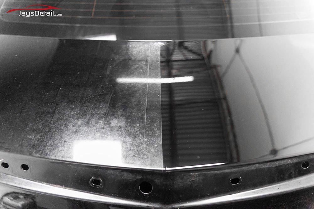 CTSV trunk polishing