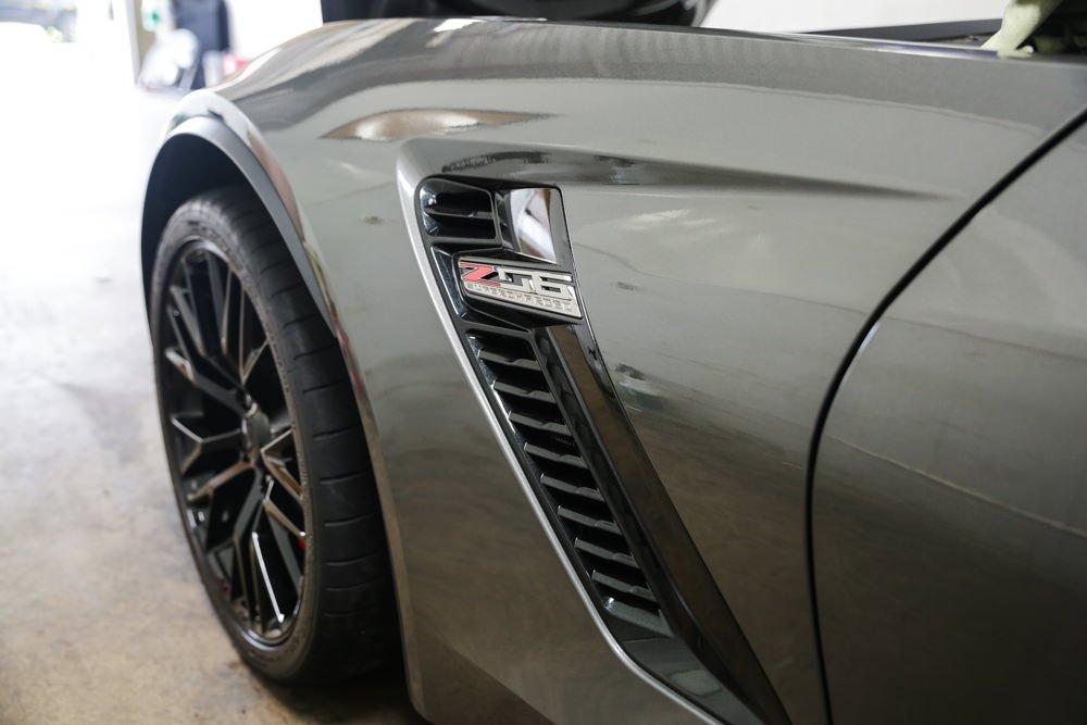 Menacing C7 Corvette Z06 gets Protected 5