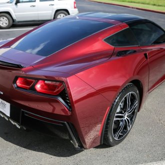 Car Care Trifecta for C7 Corvette at Jay's Detail 6