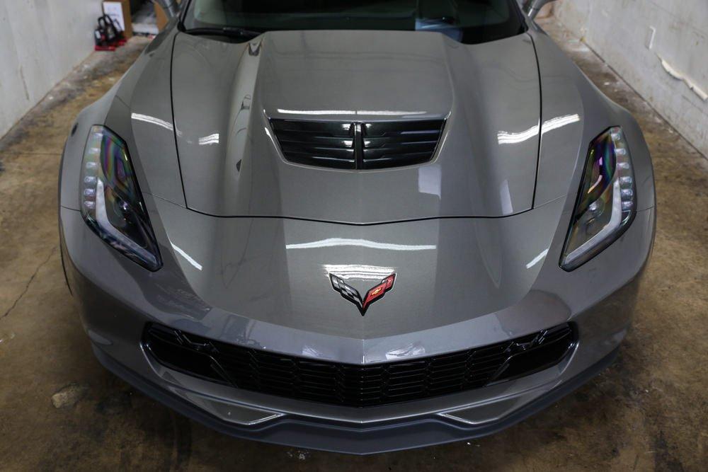 Menacing C7 Corvette Z06 gets Protected 6
