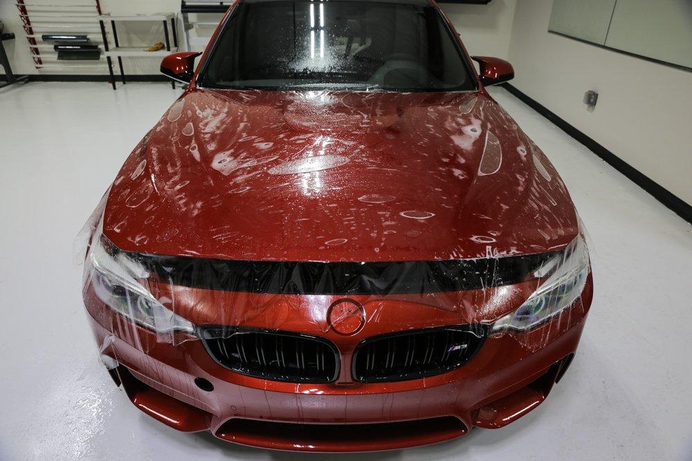 Sakir Orange BMW M4-3