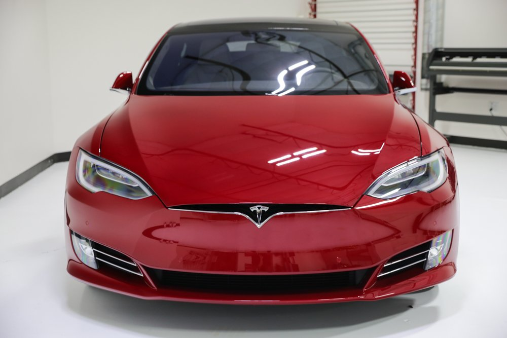 2017 Tesla 90D