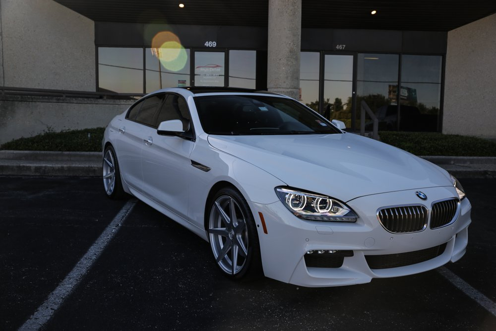 BMW 640i Gets Multistage Paint Correction and Ceramic Coating 4