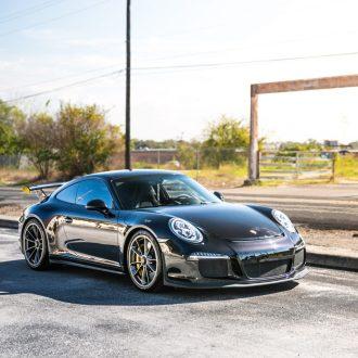 Porsche GT3 Receives Full Car Clear Bra & Quartz Ceramic Coating 17