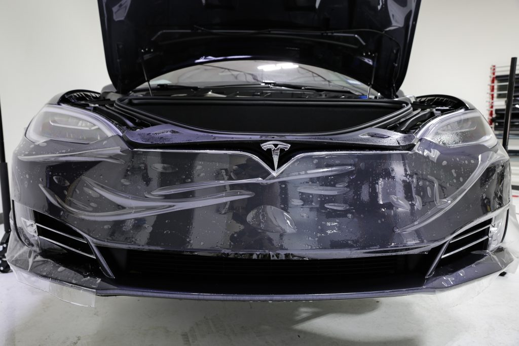 Tesla 75D Receives Jay's Signature New Car Protection Package - New Vehicle Protection in San Antonio, Texas 16