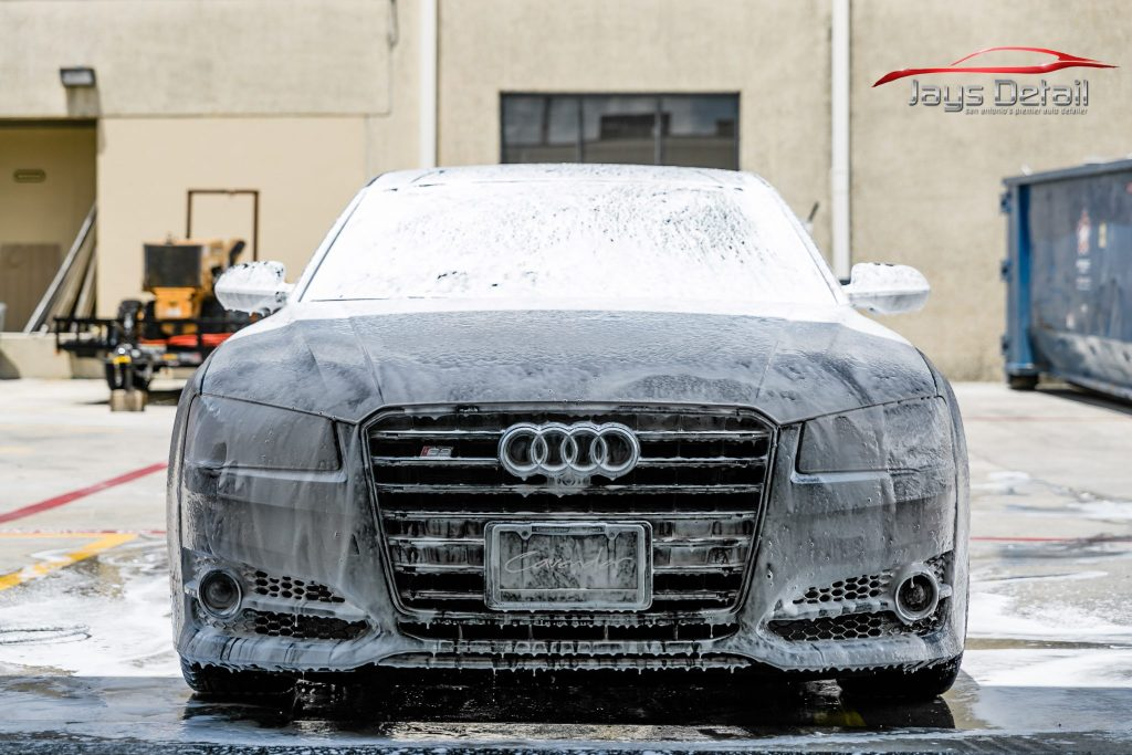 Executive Jet Gets the VIP Car Care Treatment at Jay's Detail Studio 2
