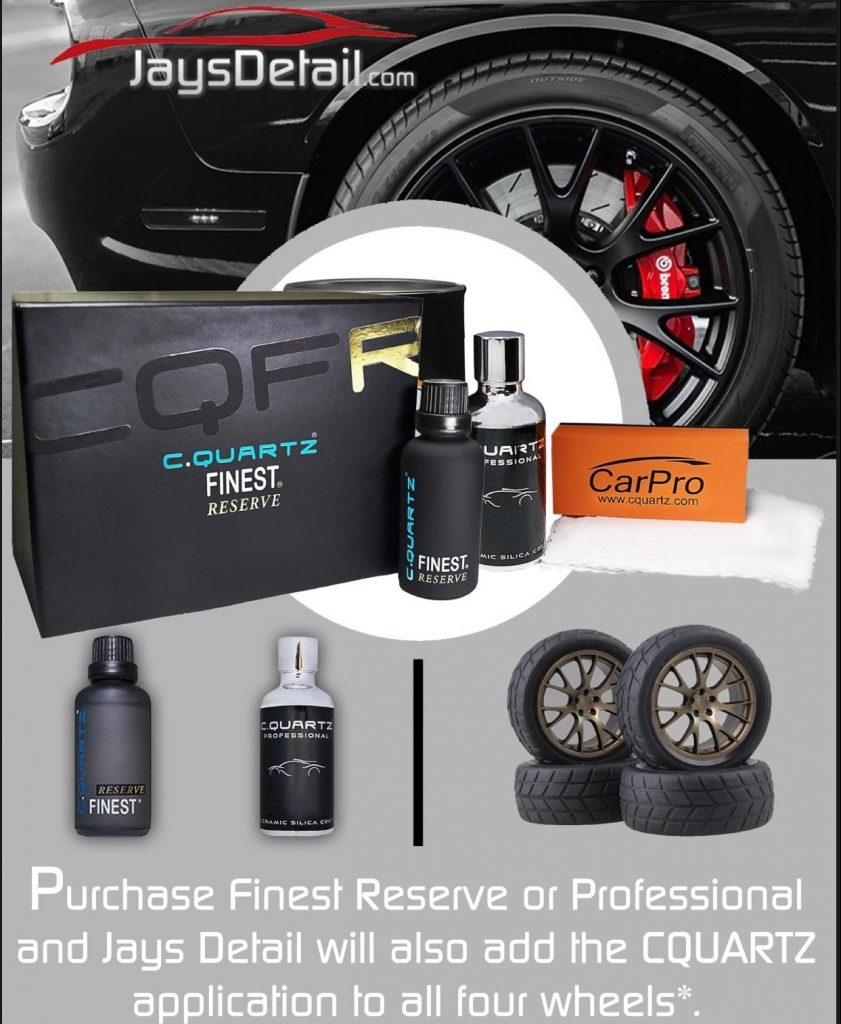 Sales, Specials & Promotions by Jay's Detail in San Antonio, TX - End of Year 2017 #2