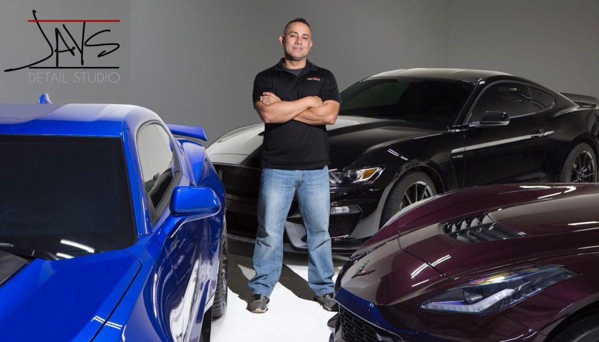 Meet the Jay Behind Jays Detail Studio - San Antonio, Texas