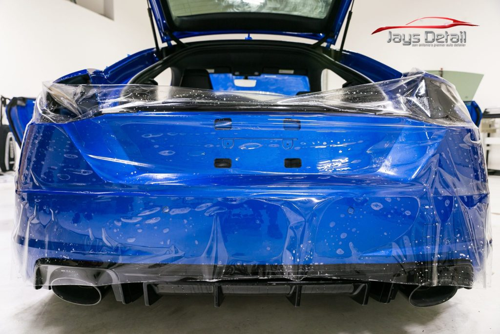 Sweet Audi TT-RS Receives Jay's Ultimate Vehicle Protection Package