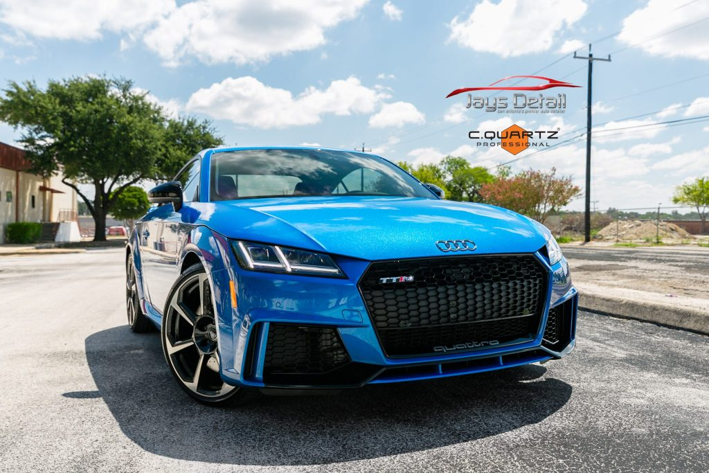 Sweet Audi TT-RS Receives Jay's Ultimate Vehicle Protection Package 7