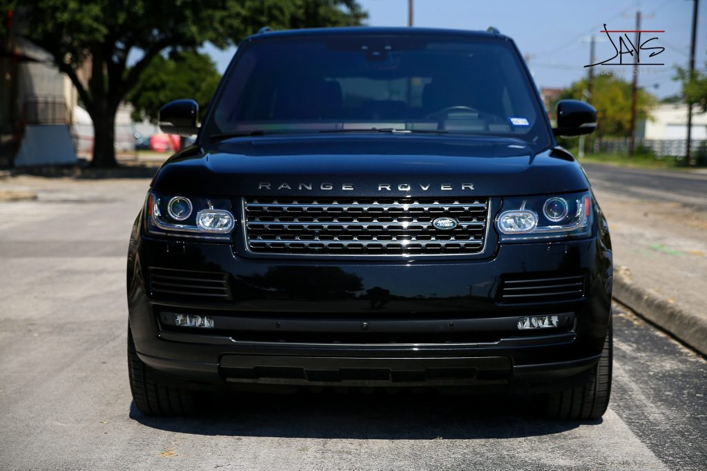 Range Rover Has Paint Corrected, Protected and Preserved 13