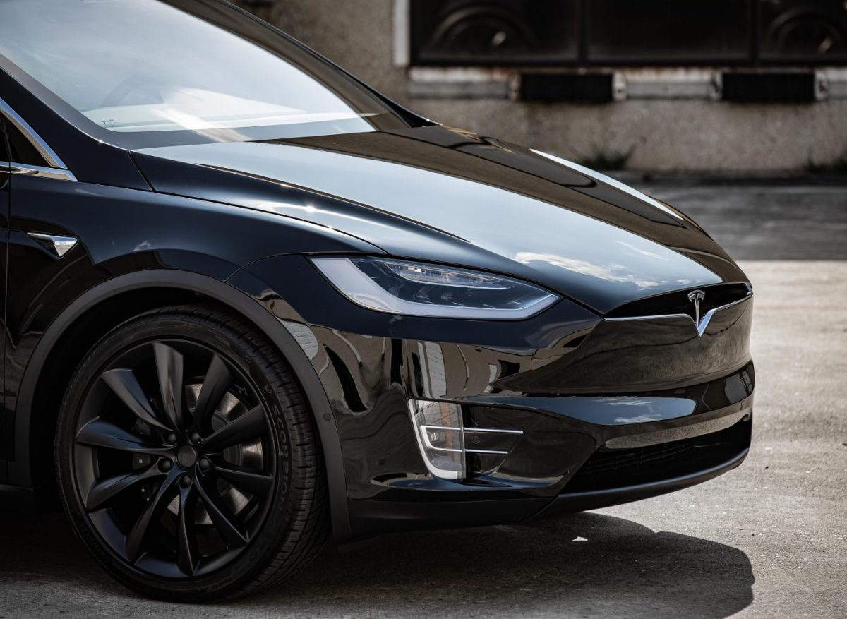 Tesla Model X Gets SunTek Ultra Defense PPF & CIR Window Tint 5