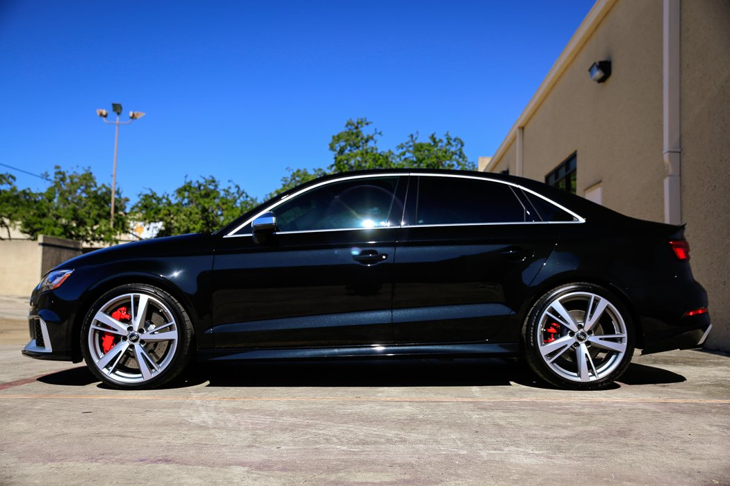 New Car Paint Protection and Ceramic Coating in San Antonio, Texas