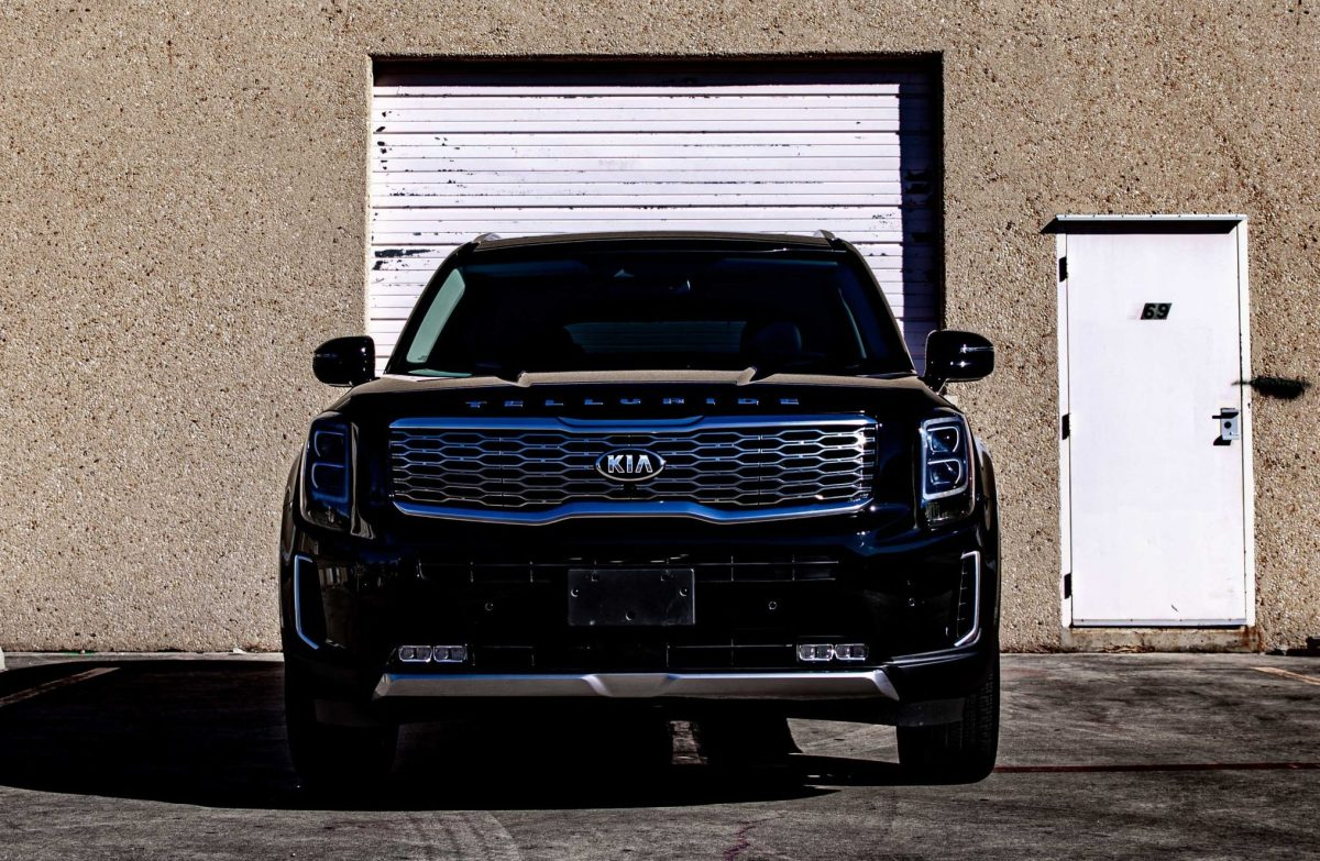 Kia Telluride Gets New Vehicle Protection and 3M Ceramic Window Tint - New Car Protection and Window Tinting Services in the San Antonio Area
